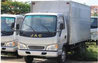 Bán JAC 2T4 đời 219 sản xuất trên dây chuyền công nghệ Isuzu giá 385 triệu tại Bình Dương