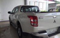 Bán Mitsubishi Triton năm sản xuất 2019, màu trắng, nhập từ Thái giá 586 triệu tại Hà Nội