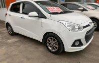 Trung Hải Auto bán Hyundai Grand i10 bản đủ, số sàn, phiên bản 1.0 nhập khẩu, sản xuất 2016 màu trắng giá 310 triệu tại Ninh Bình