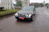 Bán xe Mercedes E240 đời 2003, màu đen, số tự động, máy xăng, màu đen, odo 150000 km giá 275 triệu tại Hà Nội