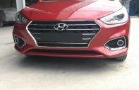 Bán Hyundai Accent sản xuất 2019, màu đỏ, chỉ cần 170tr nhận xe ngay giá 540 triệu tại Tp.HCM