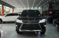 Bán xe Lexus LX 570 năm sản xuất 2016, màu đen, nhập Trung Đông giá 6 tỷ 900 tr tại Hà Nội