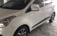 Cần bán lại xe Hyundai Grand i10 đời 2015, màu trắng, nhập khẩu, giá 355tr giá 355 triệu tại Bình Dương