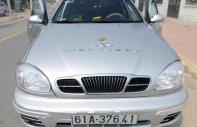 Daewoo Lanos dòng cao cấp SX 12/2003, màu bạc, xe còn rất mới zin 99%, hiếm có chiếc thứ 2 giá 138 triệu tại Bình Dương