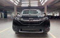 Bán xe Honda CR V năm 2019, màu đen, nhập khẩu giá 1 tỷ 93 tr tại Hà Nội