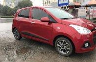 Cần bán xe Hyundai Grand i10 2016, màu đỏ, nhập khẩu giá 256 triệu tại Hải Phòng