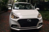 Bán xe Hyundai Grand i10 1.2 AT sản xuất 2019, màu trắng, giá tốt giá 350 triệu tại Đà Nẵng