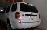 Cần bán Ford Escape XLT sản xuất 2002, màu trắng, nhập khẩu   giá 185 triệu tại Tp.HCM