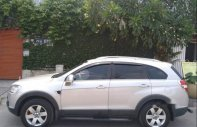 Cần bán xe Chevrolet Captiva MT đời 2009, màu bạc   giá 300 triệu tại Tp.HCM