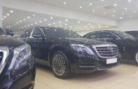 Bán Mercedes-Benz S600 Maybach màu đen, mới lăn bánh 9.920km giá 8 tỷ 599 tr tại Hà Nội