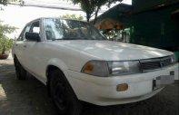 Cần bán gấp Toyota Corolla KE70 sản xuất 1981, màu trắng, nhập khẩu nguyên chiếc, giá tốt giá 27 triệu tại Vĩnh Long