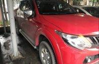 Bán ô tô Mitsubishi Triton 4x2 AT đời 2017, màu đỏ, nhập khẩu chính chủ giá 510 triệu tại Quảng Ninh