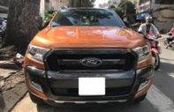 Cần bán xe Ford Ranger Wildtrak 3.2L 2016, màu cam, nhập khẩu, giá 790tr giá 790 triệu tại Tp.HCM