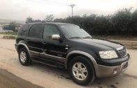 Bán Ford Escape XLT 3.0 AT đời 2006, màu đen như mới giá 218 triệu tại Hà Nội