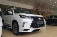 Bán Lexus LX570 Super Sport model 2019 màu trắng nội thất nâu đỏ, nhập khẩu mới 100% giá 9 tỷ 189 tr tại Hà Nội
