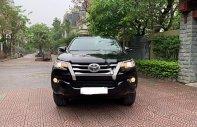 Cần bán gấp Toyota Fortuner 2.4 năm 2017, màu đen, nhập khẩu nguyên chiếc chính chủ giá 1 tỷ 20 tr tại Hà Nội