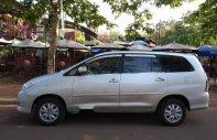 Cần bán gấp Toyota Innova G 2010, màu bạc xe gia đình, giá chỉ 385 triệu giá 385 triệu tại Tp.HCM