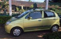 Cần bán xe Chevrolet Spark Van đời 2009 xe gia đình giá 115 triệu tại Đắk Lắk