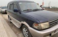 Cần bán lại xe Toyota Zace GL 2002, màu xanh lam chính chủ giá 168 triệu tại Hà Nội