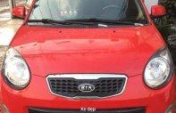 Cần bán xe Kia Morning 2011, màu đỏ giá 245 triệu tại Tp.HCM