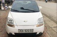 Bán xe Chevrolet Spark năm sản xuất 2009, màu trắng giá 92 triệu tại Hà Nội