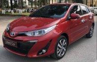 Bán Toyota Yaris đời 2018, màu đỏ, nhập khẩu nguyên chiếc số tự động, 669tr giá 669 triệu tại Tp.HCM