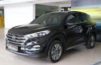 Bán Hyundai Tucson 2.0 đời 2018, màu đen giá cạnh tranh giá 848 triệu tại Tp.HCM
