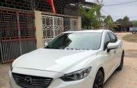 Cần bán lại xe Mazda 6 2.0 AT năm sản xuất 2015, màu trắng giá 685 triệu tại Hà Nội