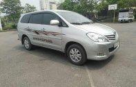 Bán Toyota Innova G sản xuất 2009, màu bạc như mới giá cạnh tranh giá 345 triệu tại Hà Nội