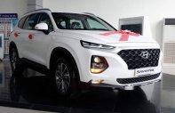 Cần bán xe Hyundai Santa Fe sản xuất 2019, màu trắng giá 1 tỷ 55 tr tại Cần Thơ