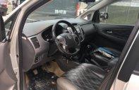 Cần bán Toyota Innova năm sản xuất 2012, màu bạc giá 490 triệu tại Hà Nội
