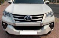 Toyota Fortuner 2.4G màu trắng số sàn 01 cầu máy dầu nhập khẩu sản xuất 2018, tư nhân chính chủ giá 1 tỷ 80 tr tại Hà Nội
