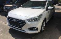 Bán xe Hyundai Accent 1.4L MT đời 2019, màu trắng giá 470 triệu tại Tp.HCM