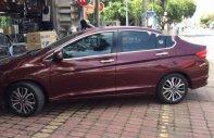 Bán xe Honda City năm sản xuất 2017, màu đỏ, giá chỉ 580 triệu giá 580 triệu tại Đồng Nai