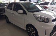 Cần bán xe Kia Morning Si AT năm 2017, màu trắng, 375tr giá 375 triệu tại Vĩnh Phúc