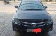 Bán Honda Civic năm sản xuất 2008, màu đen xe gia đình, 365tr giá 365 triệu tại Quảng Ngãi