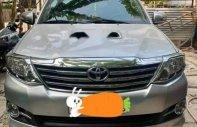 Bán Toyota Fortuner 2016, màu xám, giá tốt giá 878 triệu tại Tp.HCM