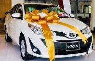 Bán Toyota Vios năm sản xuất 2019, màu trắng giá Giá thỏa thuận tại Đắk Lắk
