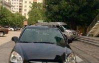 Cần bán gấp Kia Carens SX 2.0 AT sản xuất năm 2010, màu đen giá 350 triệu tại Hà Nội