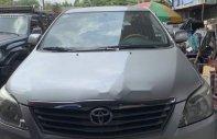 Cần bán lại xe Toyota Innova sản xuất 2012, màu bạc chính chủ giá 480 triệu tại Tp.HCM