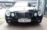 Bán Mercedes E280 sản xuất 2005, màu đen giá 363 triệu tại Hà Nội