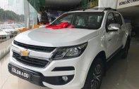 Bán Chevrolet Colorado 2019, màu trắng, nhập khẩu nguyên chiếc giá 624 triệu tại Tp.HCM