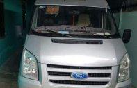 Cần bán gấp Ford Transit năm 2008, màu bạc giá 250 triệu tại Sóc Trăng
