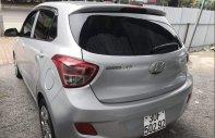 Cần bán lại xe Hyundai Grand i10 2015, màu bạc, xe nhập, chính chủ giá 258 triệu tại Hà Nội