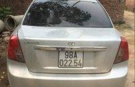 Cần bán lại xe Daewoo Lacetti năm 2005, màu bạc, nhập khẩu nguyên chiếc, giá cạnh tranh giá 126 triệu tại Hà Nội