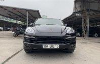 Bán Porsche Cayenne 3.6 năm sản xuất 2011, màu đen, xe nhập giá 2 tỷ 50 tr tại Hà Nội