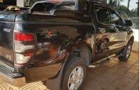 Cần bán gấp Ford Ranger XLT đời 2012, màu đen, nhập khẩu, giá tốt giá 485 triệu tại Đắk Lắk