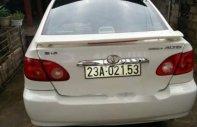 Cần bán gấp Toyota Corolla Altis 2001, màu trắng chính chủ giá 250 triệu tại Hà Giang