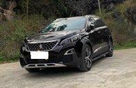Peugeot 5008 màu đen sản xuất 2018 đăng ký biển Hà Nội, tên tư nhân chính chủ giá 1 tỷ 390 tr tại Hà Nội