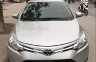 Bán Toyota Vios E đời 2017, màu bạc, chính chủ  giá 475 triệu tại Hà Nội